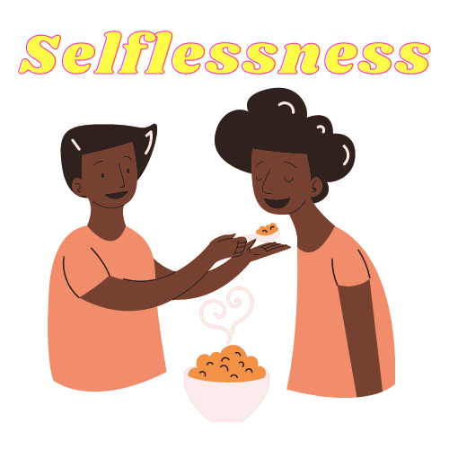 February Character Strong: Selflessness