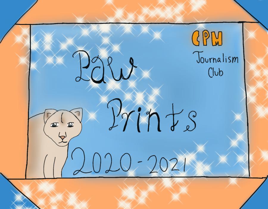 Paw+Prints+Art
