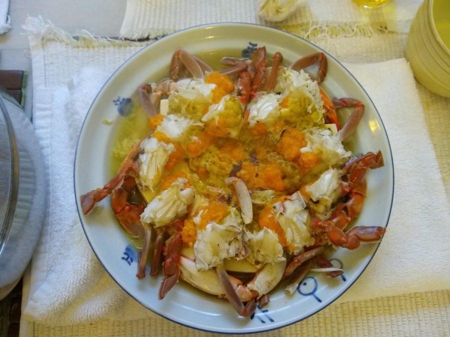 Blue+Crab+and+Tofu