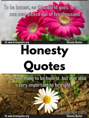 April Character Strong: Honesty