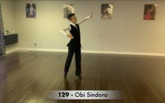 Obi Sindora dancing.